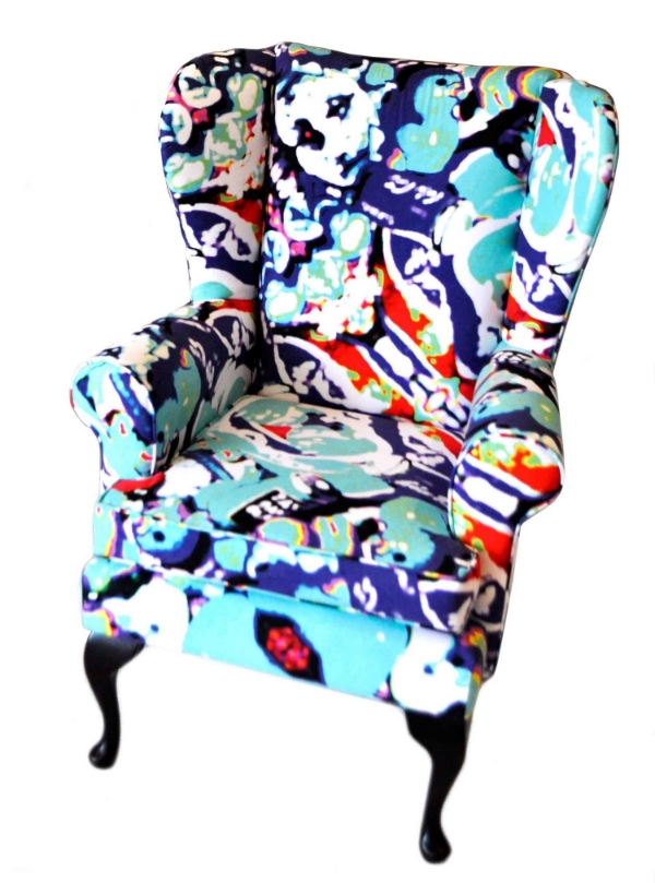 archie-mac-london-digital-print-pattern-suede-wingback-armchair