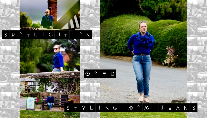 SPOTLIGHT ON: Styling Mom Jeans