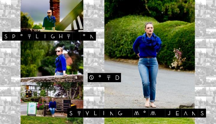 SPOTLIGHT ON: Styling MomJeans