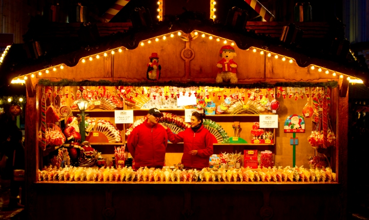Spotlight On – Birmingham German Market