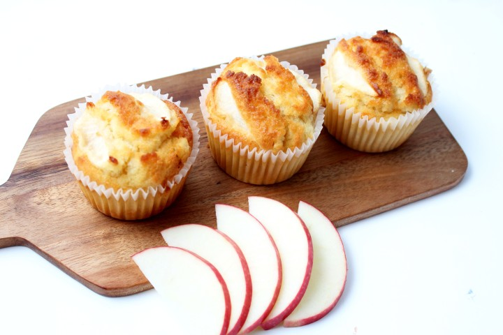 Festive Favourite 4 – Apple and Cinnamon Muffins