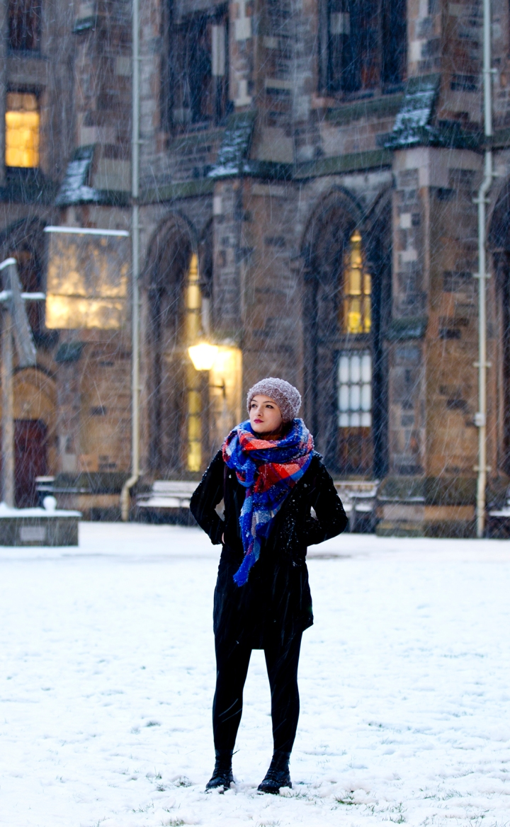 Style File – A day  in thesnow!