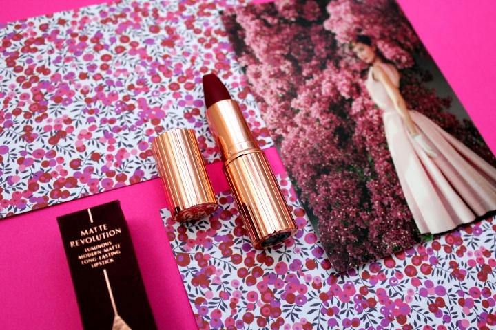 Style File – Charlotte Tilbury Matte Revolutionlipstick